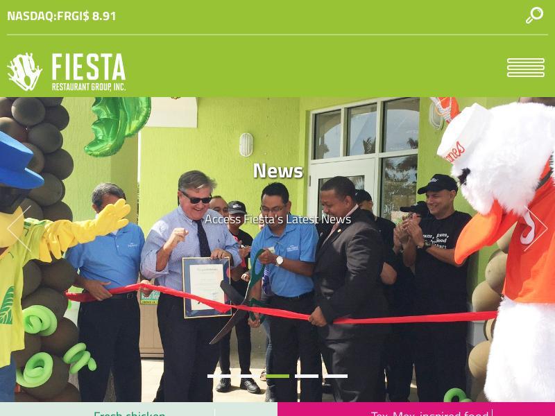 Fiesta Restaurant Group, Inc. Made Big Gain