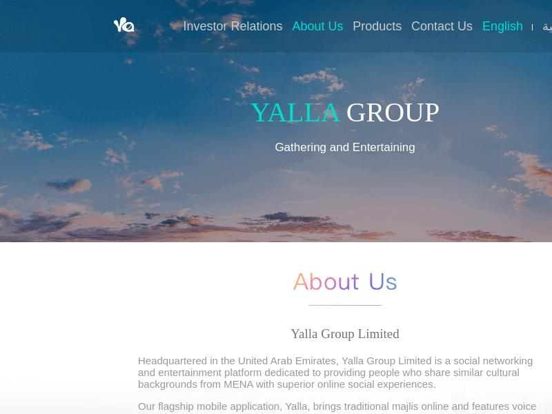 YALA Gains 42.55%