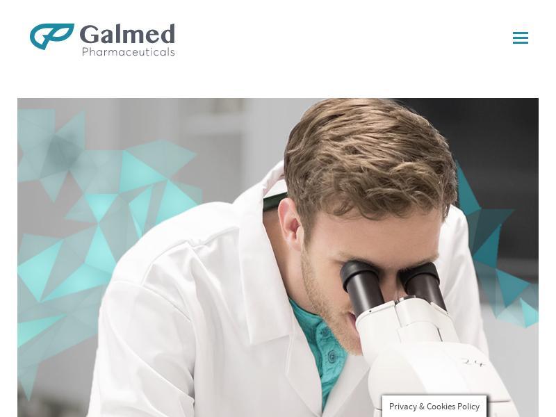Big Gain For Galmed Pharmaceuticals Ltd.