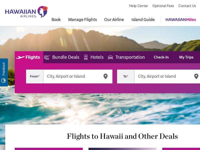 Hawaiian Holdings, Inc. Gains 50.83%