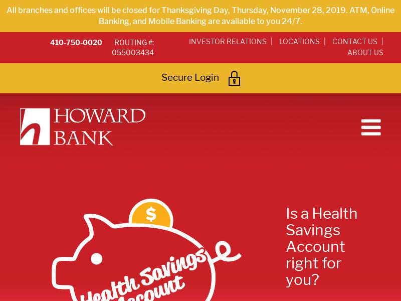 Howard Bancorp, Inc. Soared