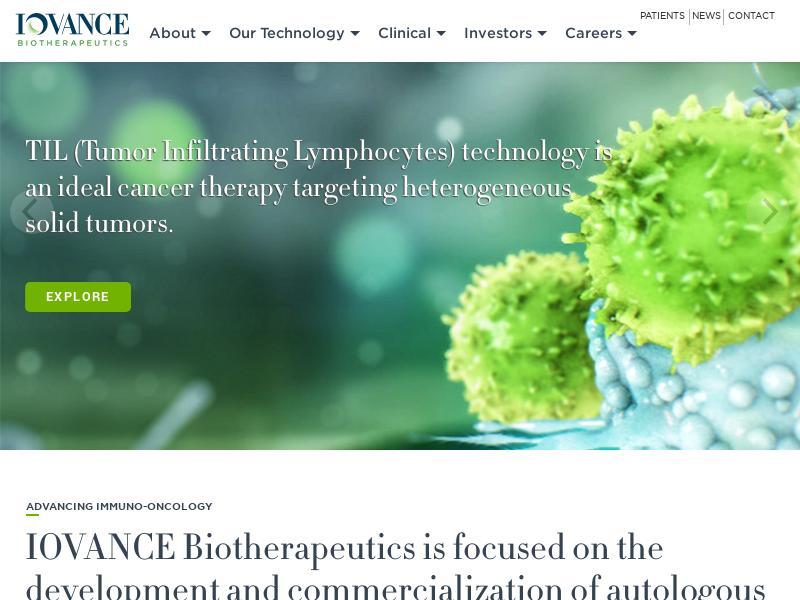 Iovance Biotherapeutics, Inc. Gains 27.42%