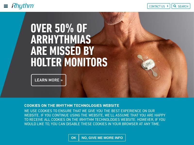 iRhythm Technologies, Inc. Skyrocketed