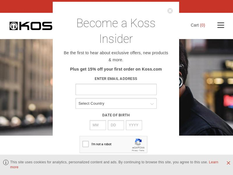 Koss Corporation Skyrocketed