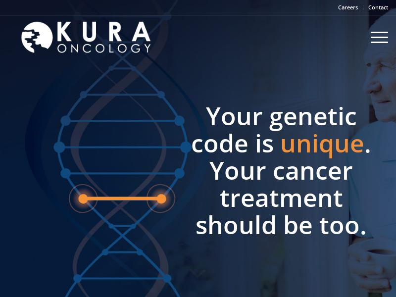 Big Move For Kura Oncology, Inc.
