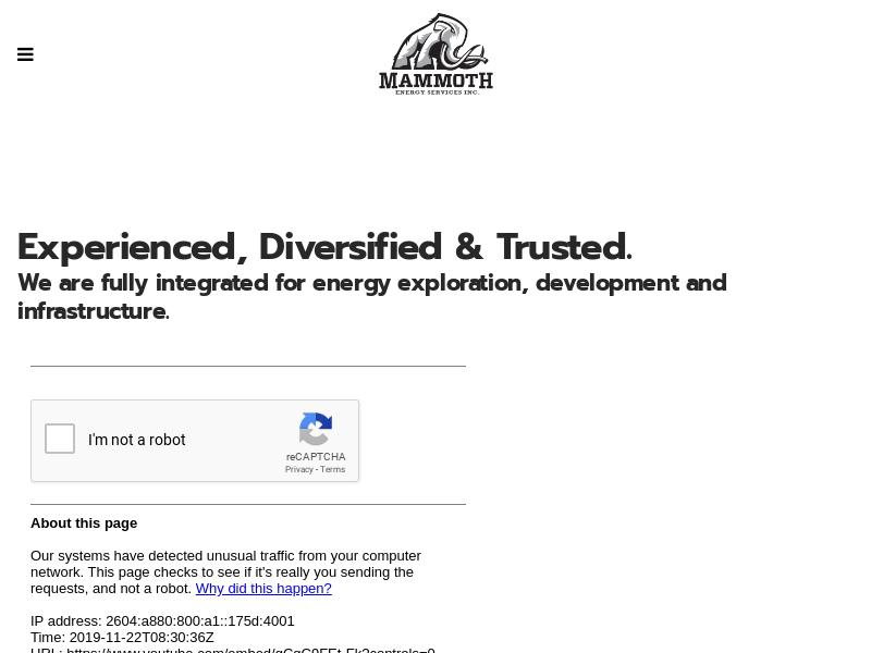 Big Move For Mammoth Energy Services, Inc.