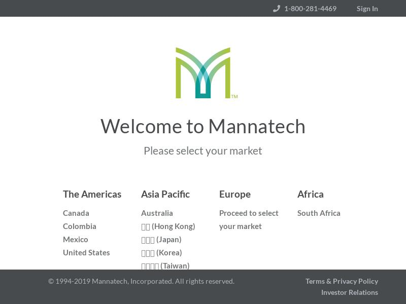 Big Gain For Mannatech, Incorporated
