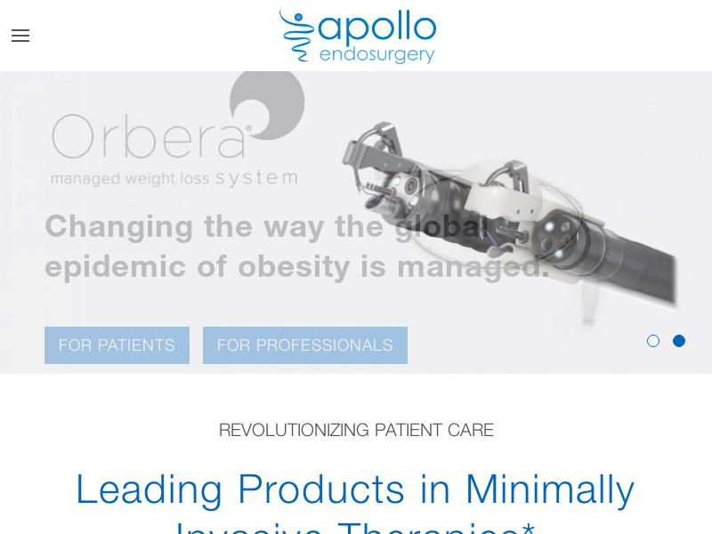 Apollo Endosurgery, Inc. Made Big Gain
