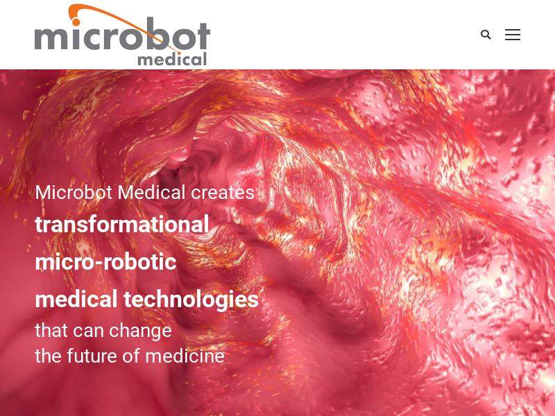 Microbot Medical Inc. Gains 77.37%