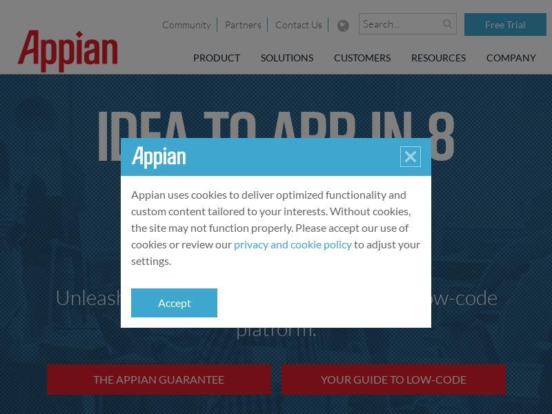 Appian Corporation Gains 31.69%