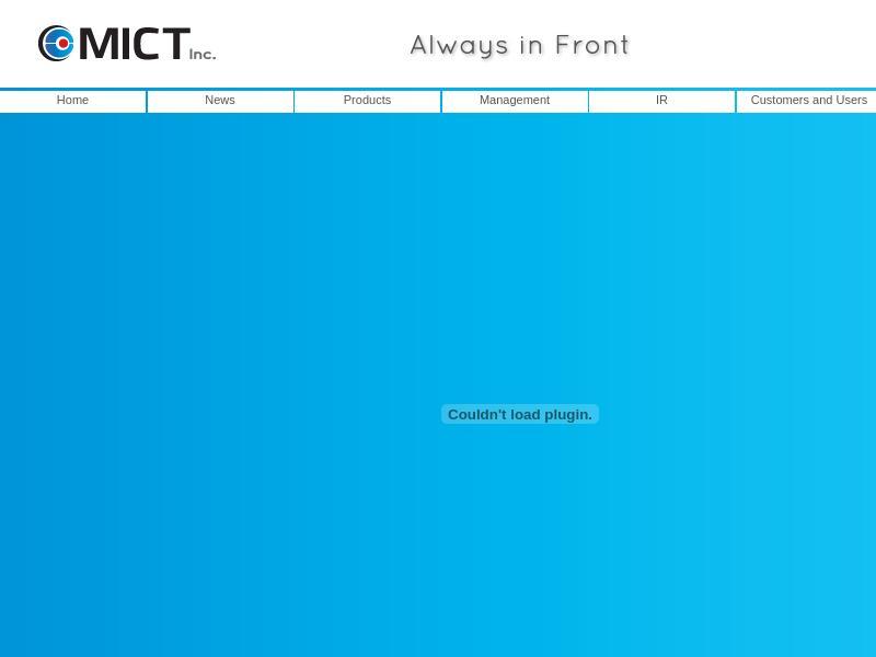 MICT, Inc. Gains 29.48%