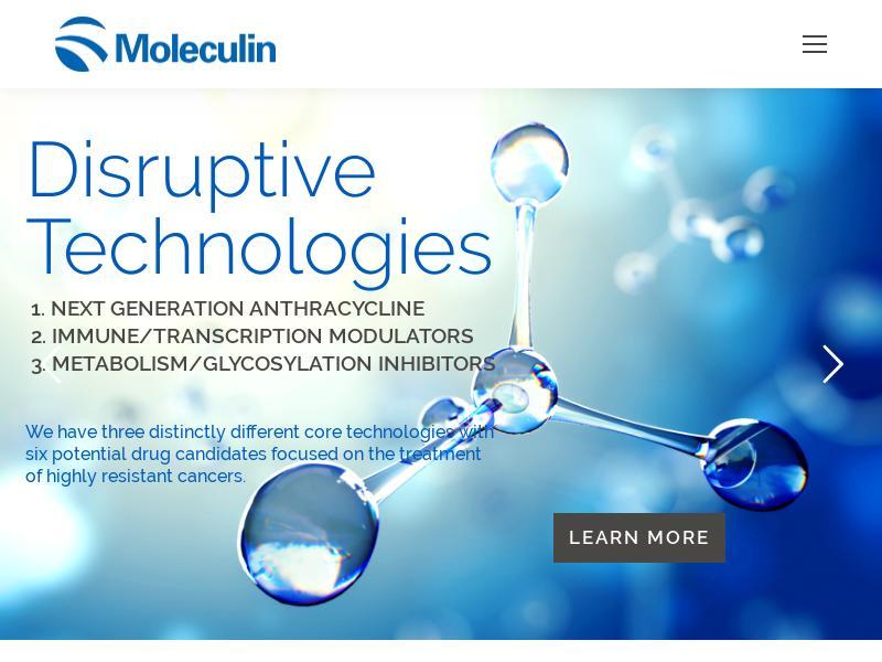 Moleculin Biotech, Inc. Gains 125.7%