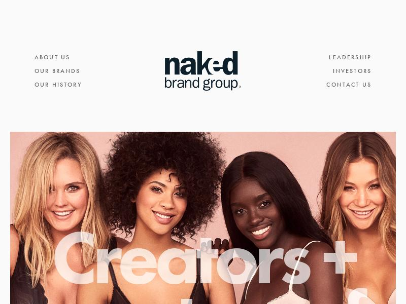 A Day Up For Naked Brand Group Limited
