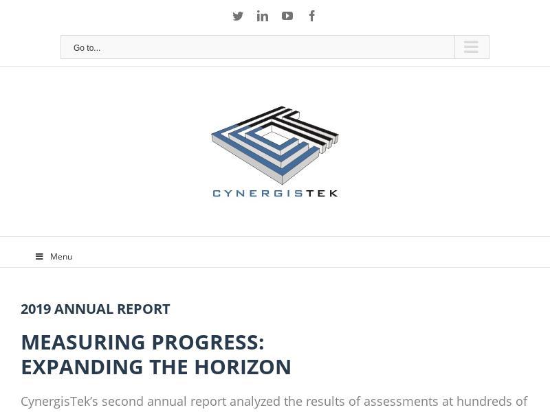 CynergisTek, Inc. Gains 27.96%