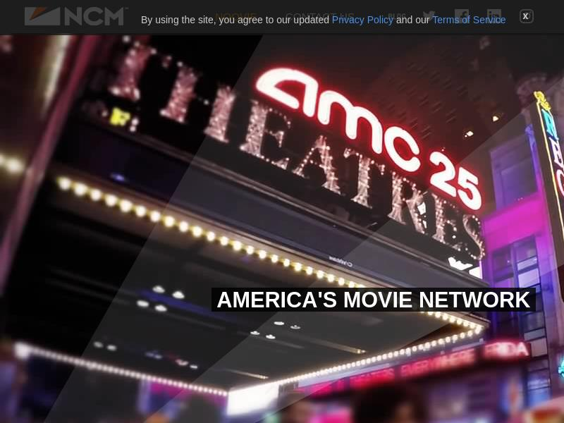 A Win For National CineMedia, Inc.