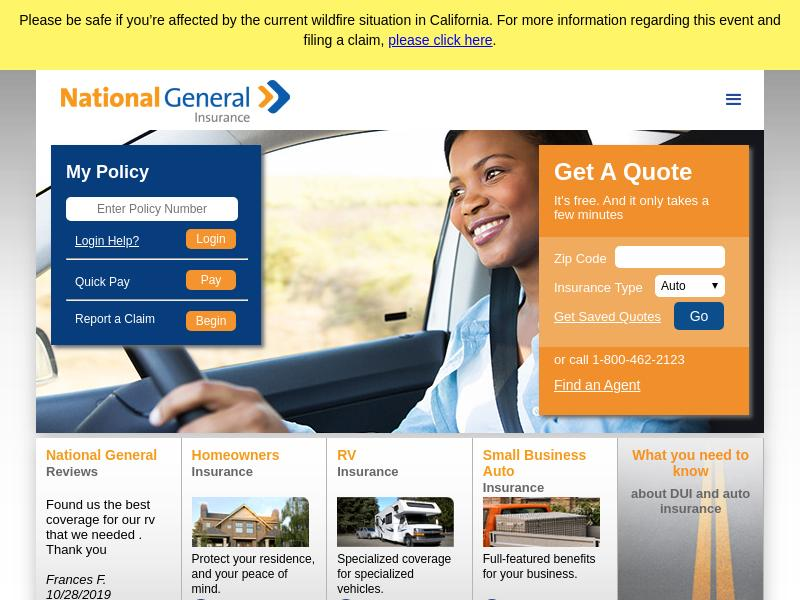 National General Holdings Corp. Gains 65.8%