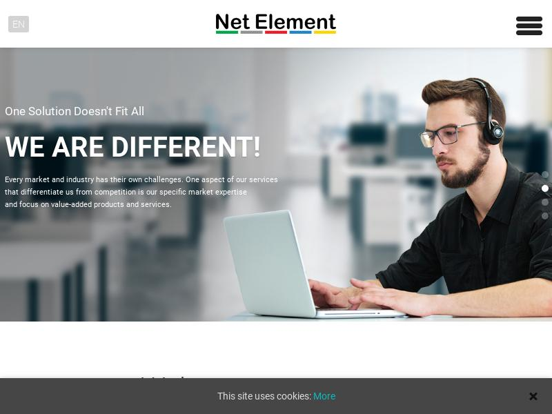 Net Element, Inc. Soared