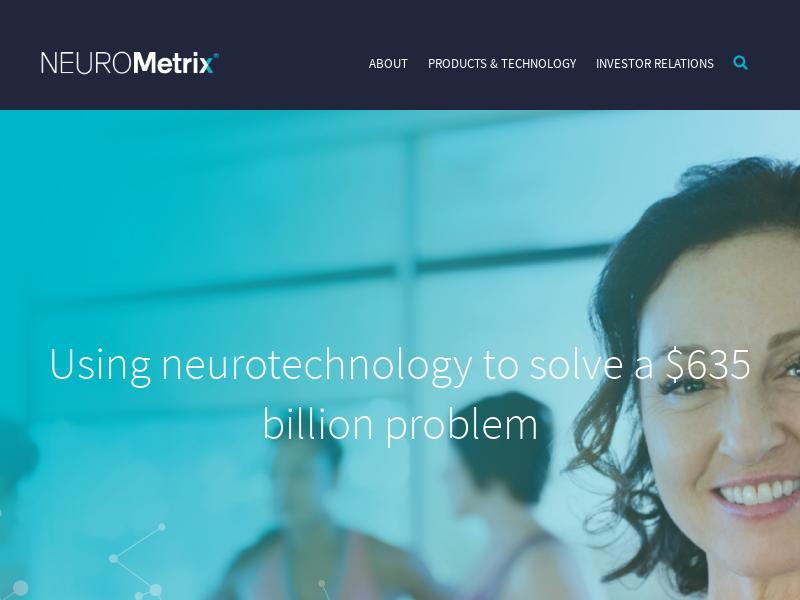 NeuroMetrix, Inc. Gains 42.11%