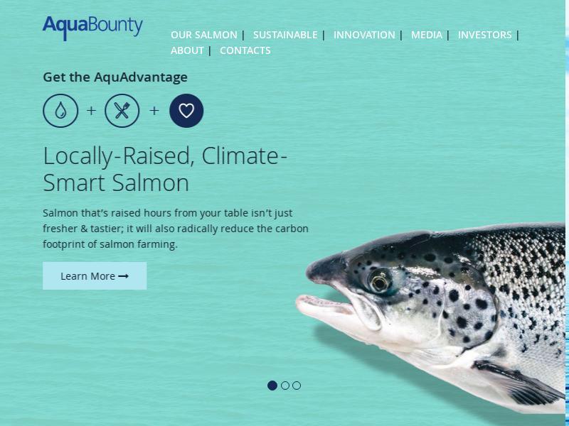 Big Move For AquaBounty Technologies, Inc.