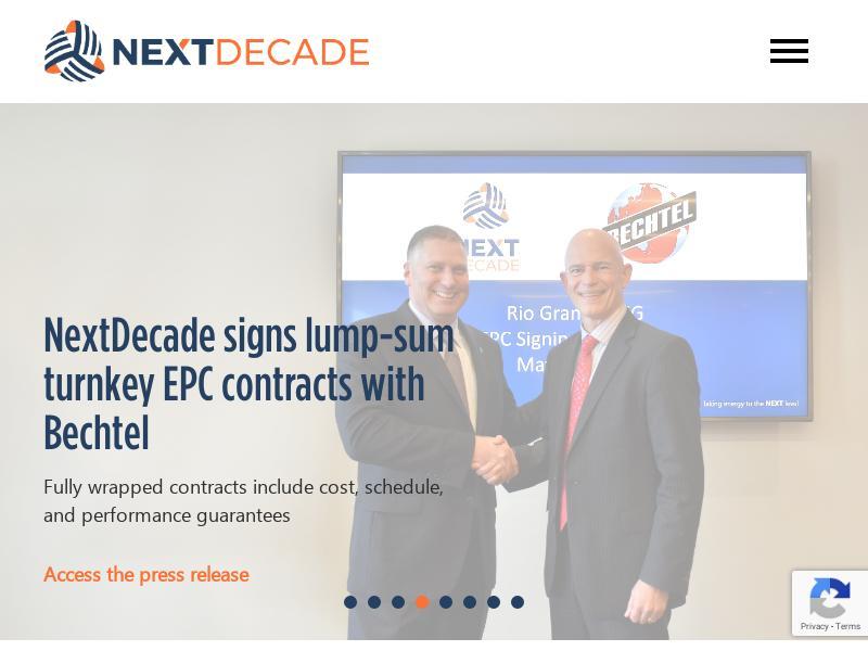 A Win For NextDecade Corporation