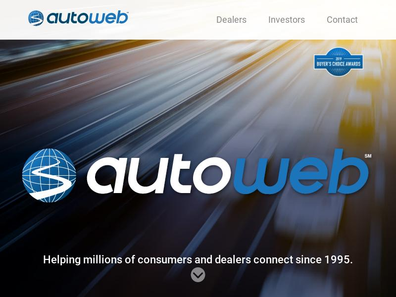 AutoWeb, Inc. Skyrocketed