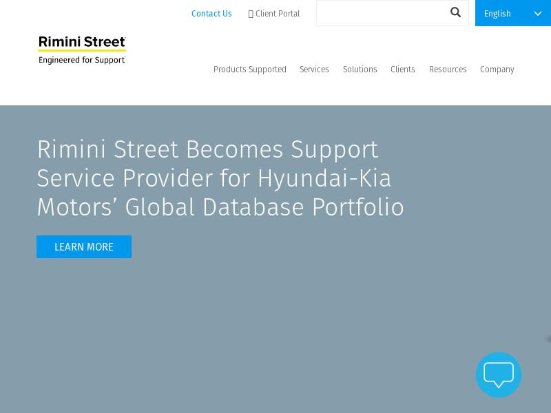 A Day Up For Rimini Street, Inc.