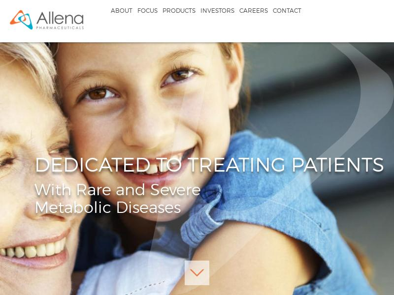 Allena Pharmaceuticals, Inc. Skyrocketed