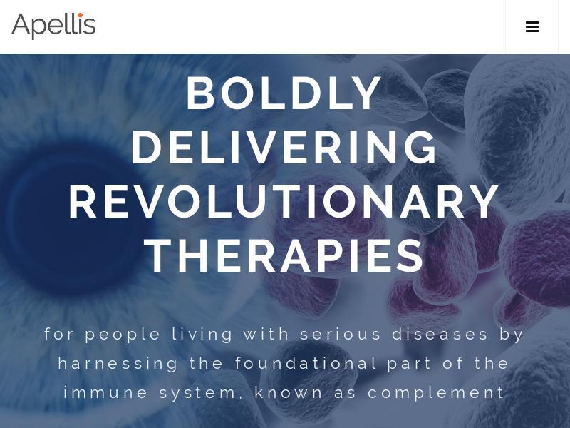 Apellis Pharmaceuticals, Inc. Soared
