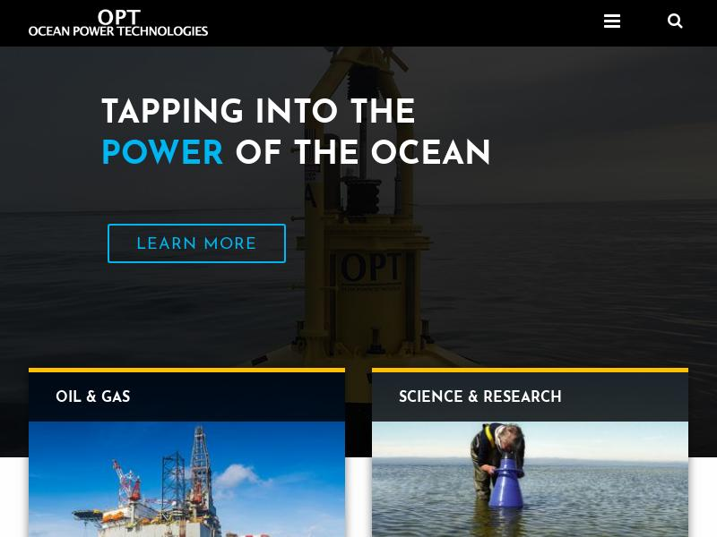 Big Move For Ocean Power Technologies, Inc.