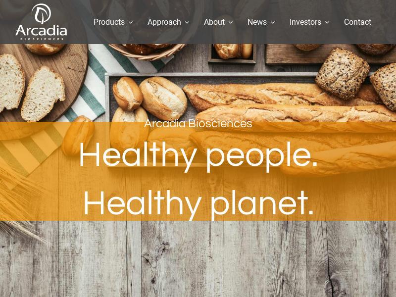 Arcadia Biosciences, Inc. Gains 50.53%