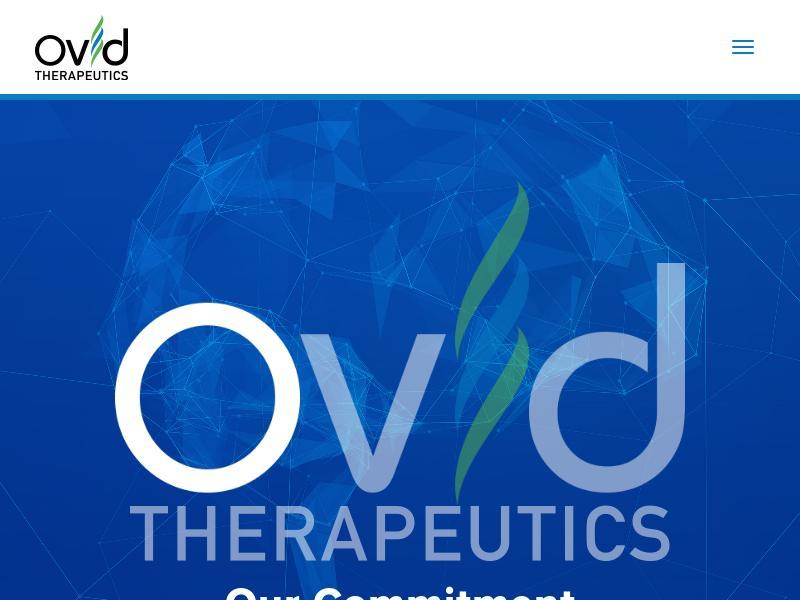 Ovid Therapeutics Inc. Gains 36.49%