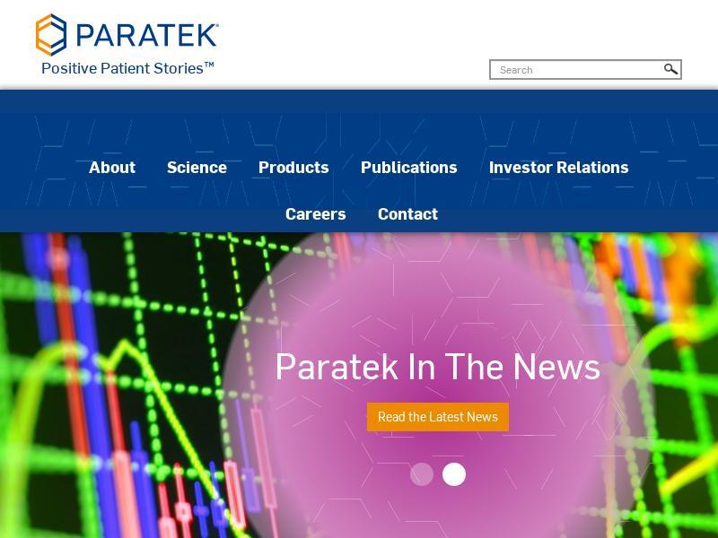 Paratek Pharmaceuticals, Inc. Gains 21.08%