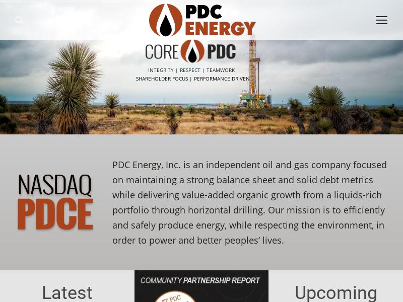 Big Gain For PDC Energy, Inc.