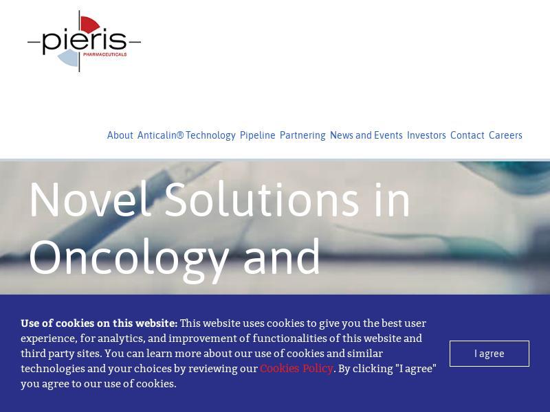 Big Move For Pieris Pharmaceuticals, Inc.