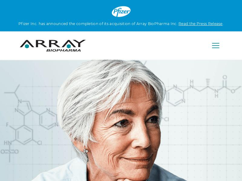 A Win For Array BioPharma Inc.