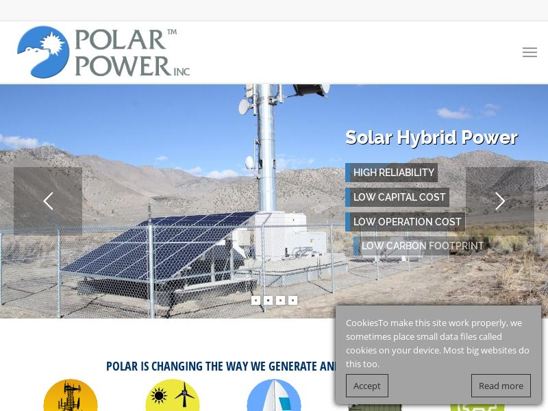Polar Power, Inc. Gains 11.63%