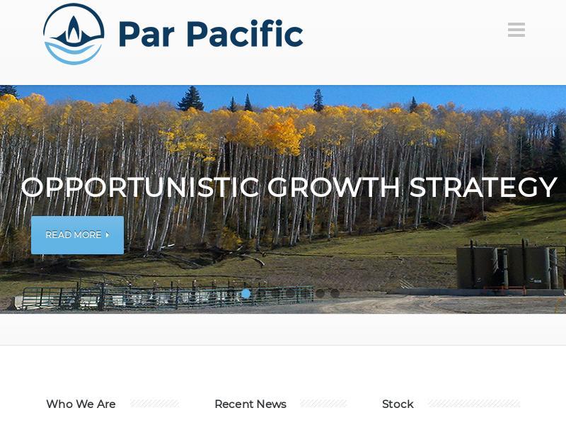 Par Pacific Holdings, Inc. Gains 23.29%