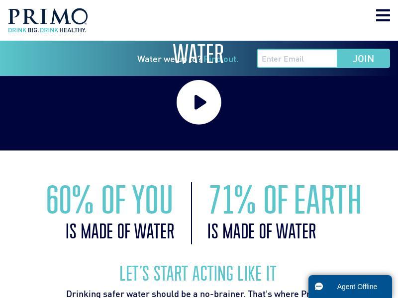 Primo Water Corporation Soared