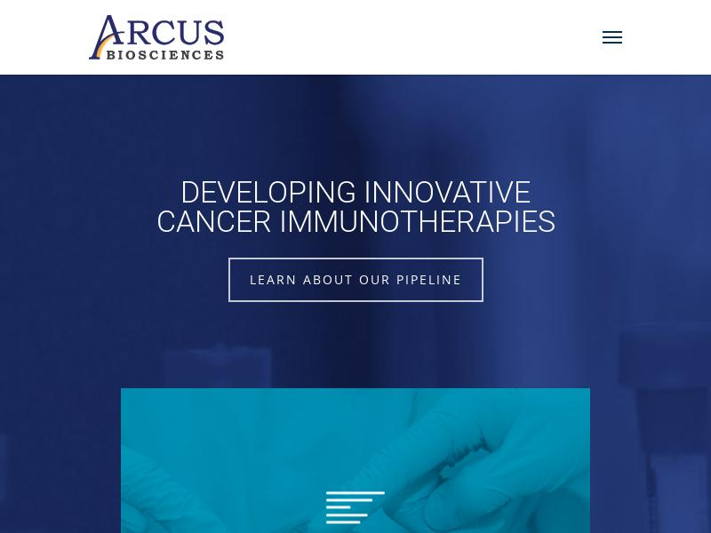 Arcus Biosciences, Inc. Recorded Big Gain