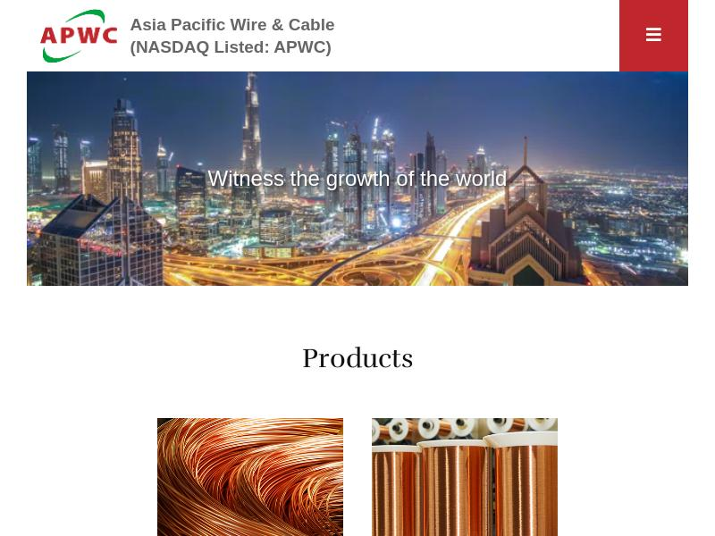 A Win For Asia Pacific Wire & Cable Corporation Limited