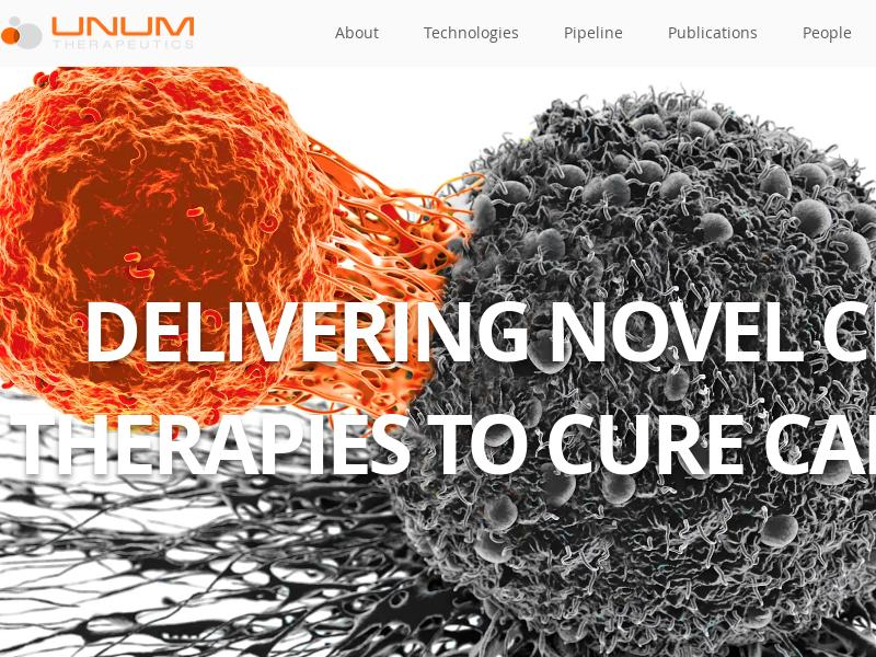 Unum Therapeutics Inc. Skyrocketed