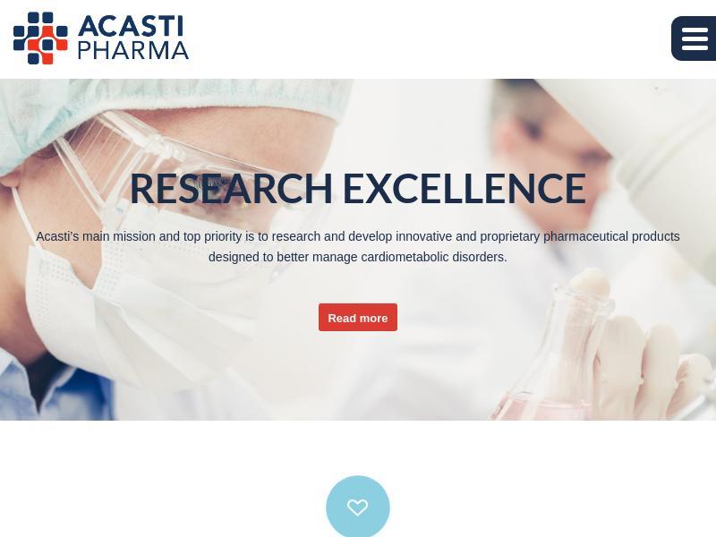 Acasti Pharma Inc. Gains 18%