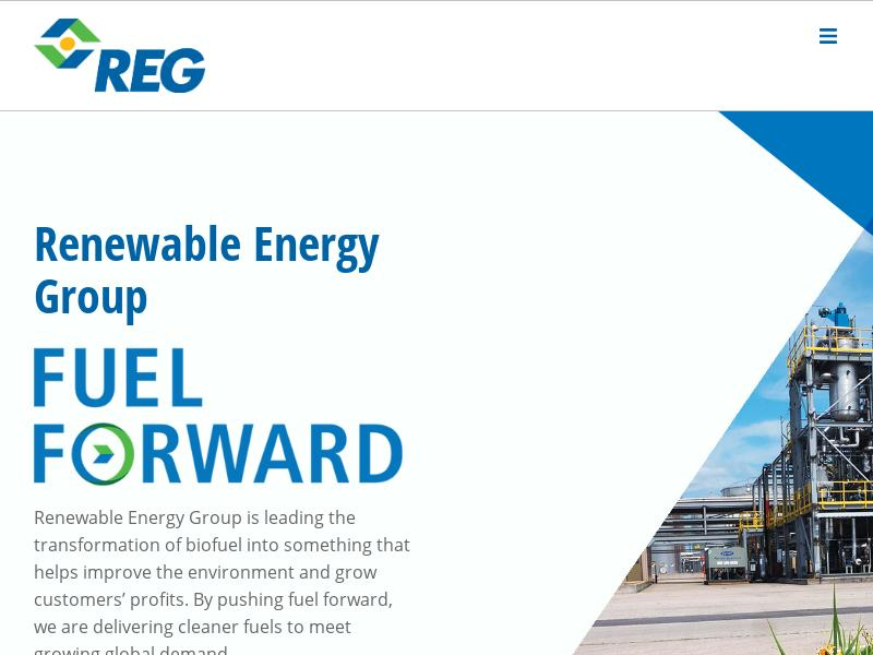 Renewable Energy Group, Inc. Made Big Gain