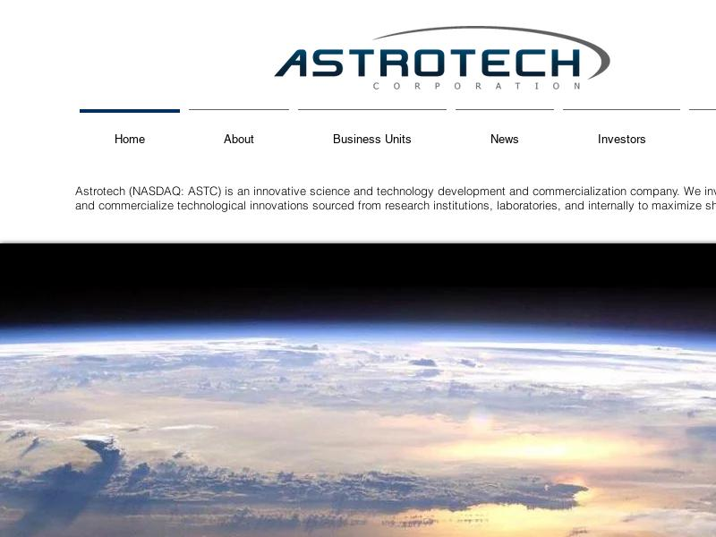 Astrotech Corporation Gains 20.47%