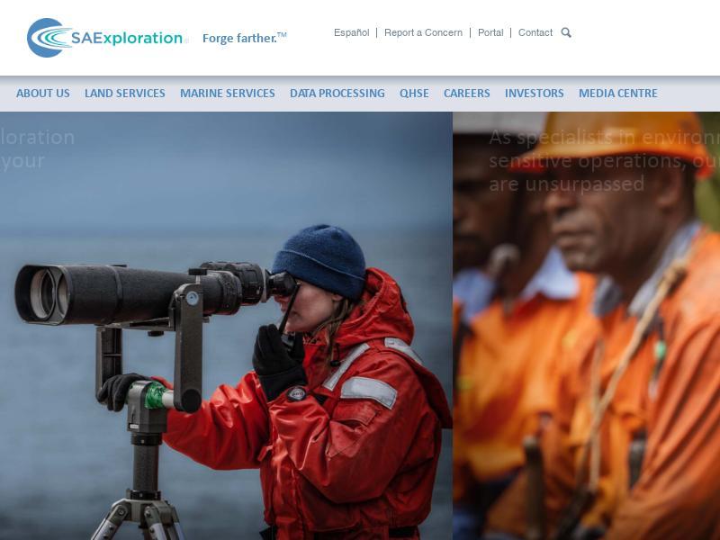 SAExploration Holdings, Inc. Made Big Gain