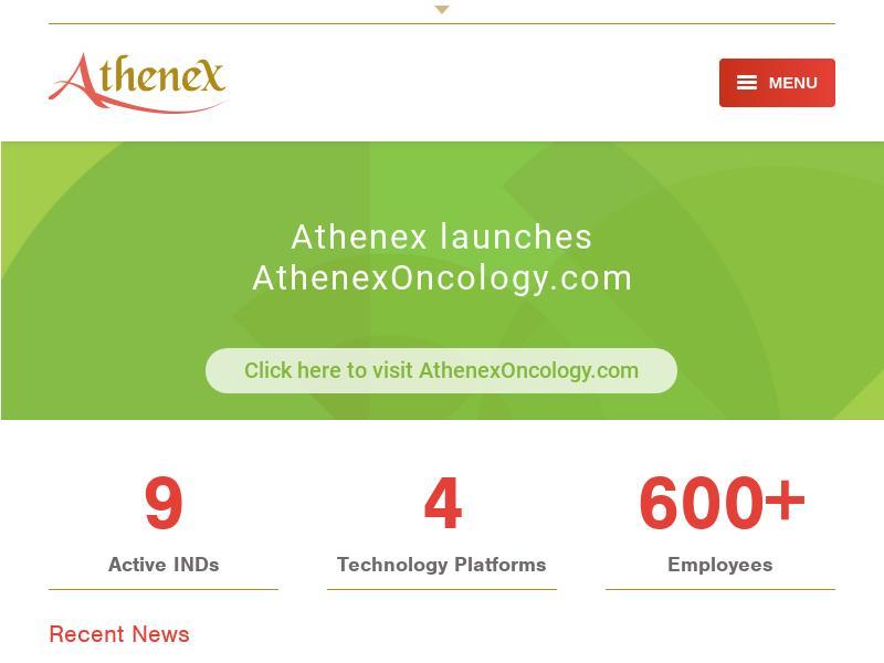 Big Move For Athenex, Inc.