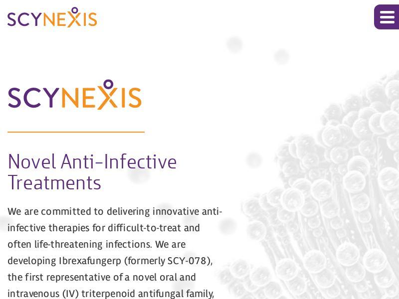 SCYNEXIS, Inc. Gains 33.99%
