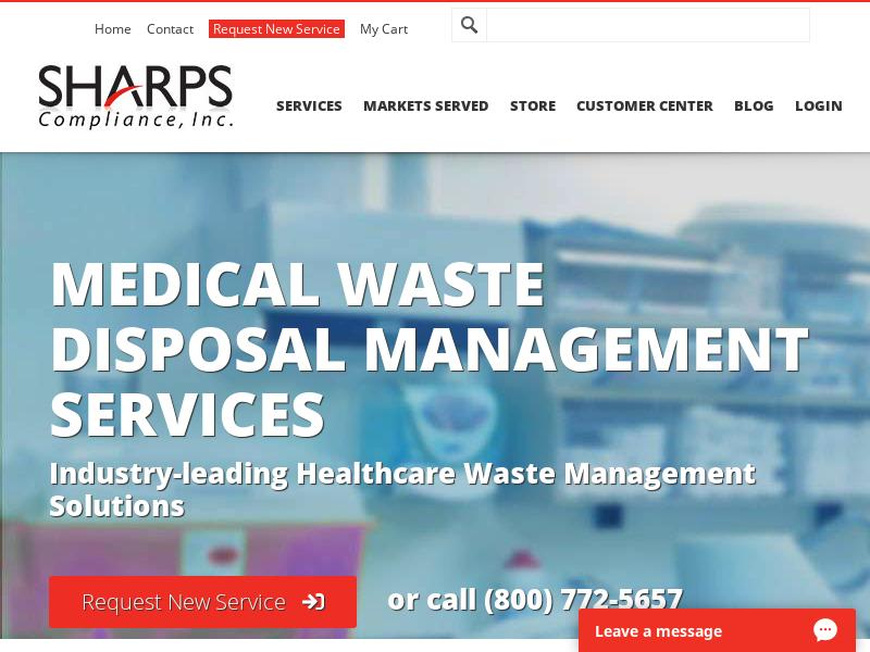 Sharps Compliance Corp. Recorded Big Gain