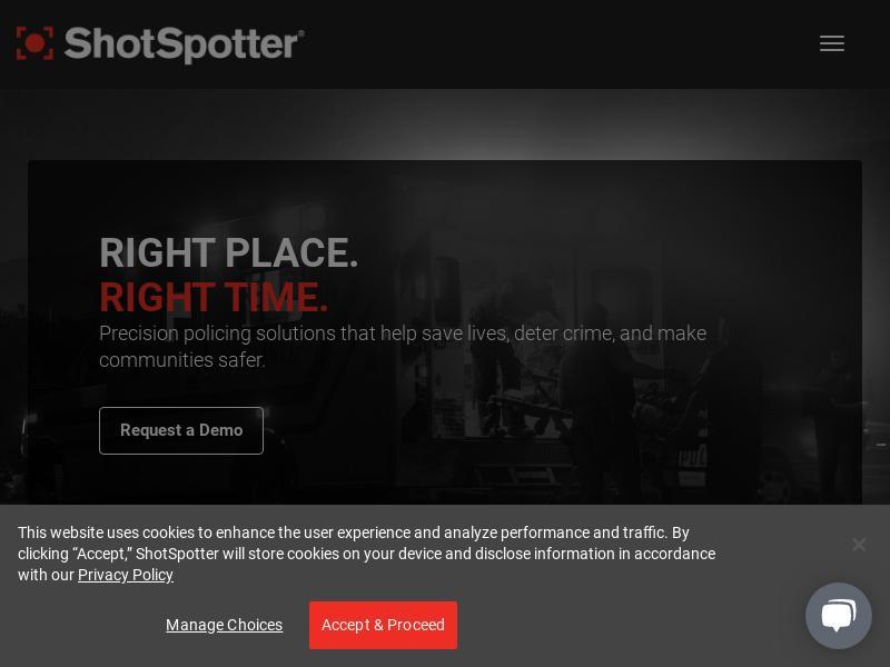 ShotSpotter, Inc. Gains 25.39%