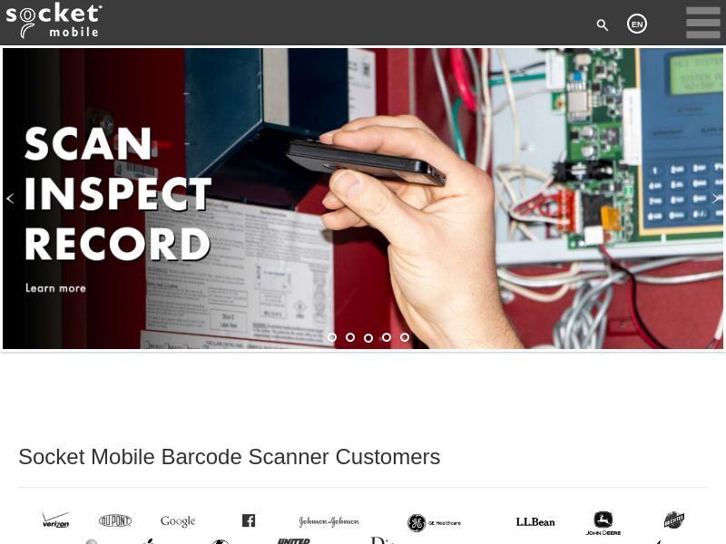 Big Gain For Socket Mobile, Inc.